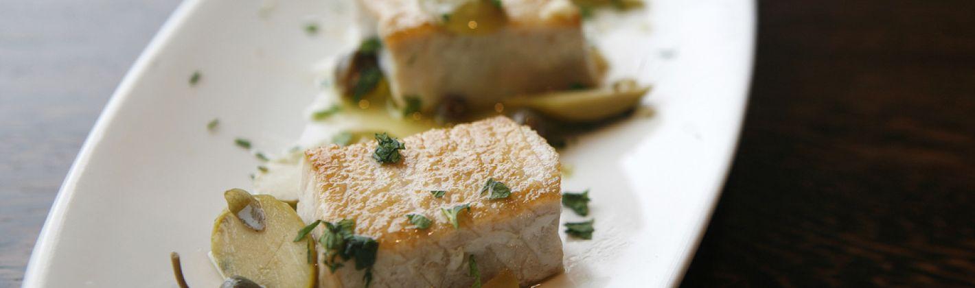 Ricetta pesce spada al salmoriglio