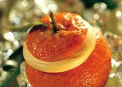 Mandarini con macedonia