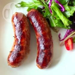 Salsiccia al finocchio fatta in casa