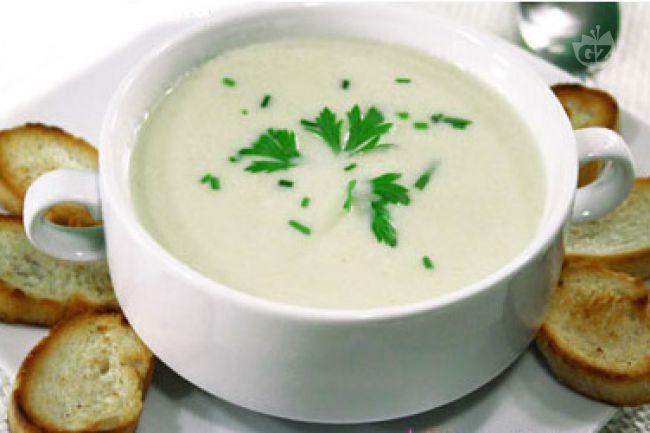 Ricetta vichyssoise (crema fredda di porri e patate)