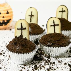 Cimitero di cupcake