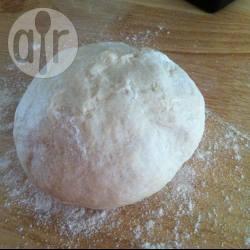 Pasta per la pizza croccante