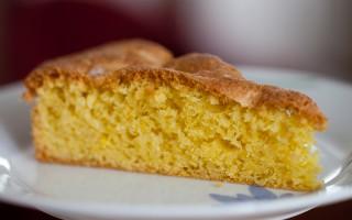 Ricetta torta soffice alle mandorle