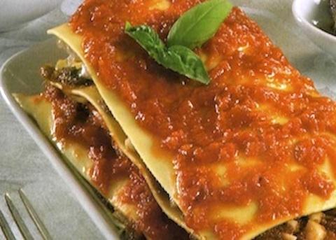 Lasagne di san giuseppe