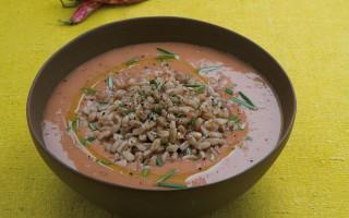 Ricetta minestra garfagnina di farro