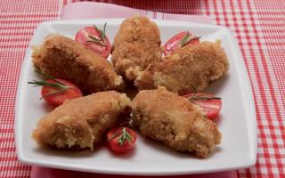 Ricetta frittelle di fontina