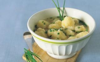 Ricetta gnocchetti di semolino in brodo