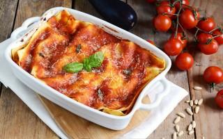 Ricetta lasagne alle melanzane e ricotta