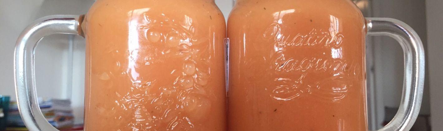 Ricetta frullato fresco alla papaya
