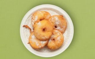 Ricetta frittelle di mele per bambini