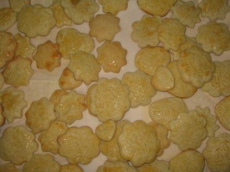 Ricetta biscotti da inzuppare nel latte