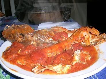 Ricetta gallinella di mare al pomodoro