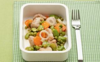 Ricetta bocconcini di coniglio con verdure