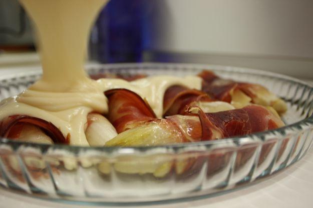 Ricetta insalata belga cotta al forno