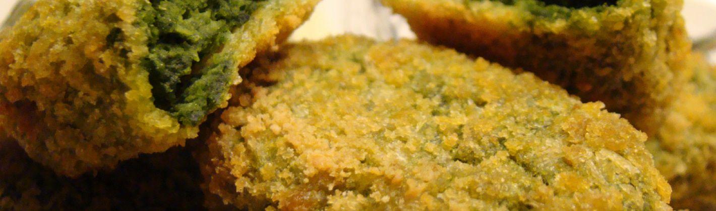Ricetta crocchette facili di spinaci