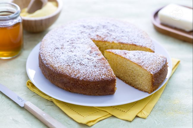 Ricetta torta di mais (bolo de fubà)