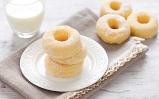 Ricetta donuts al latte condensato