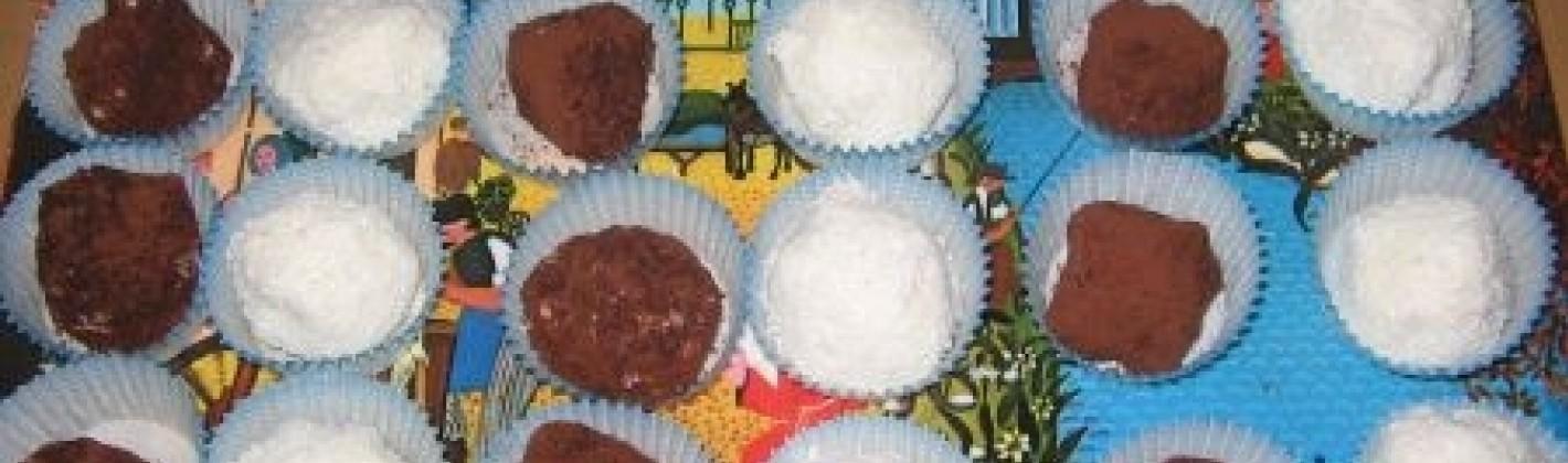 Ricetta dolcetti morbidi al cocco