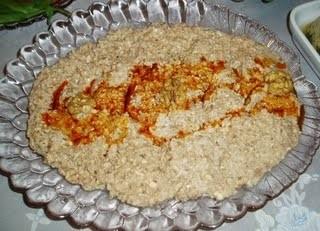 Ricetta pollo con le noci (cerkez tavugu)