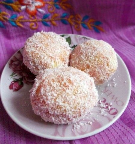 Ricetta palle di neve dolci