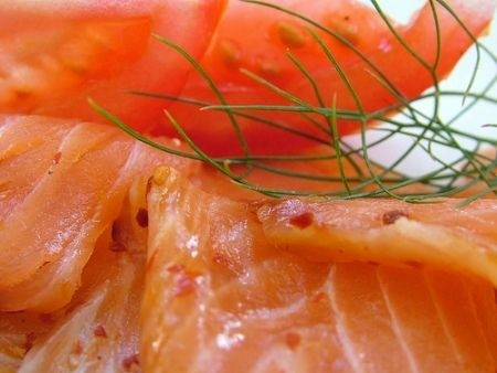 Ricetta salmone al cartoccio