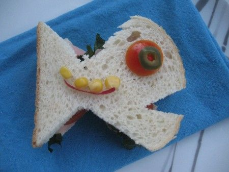 Ricetta panino per bambini