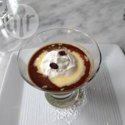 Savoiardi con crema al caffè