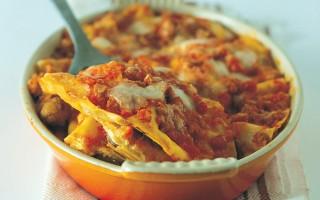 Ricetta lasagne di carnevale alla napoletana