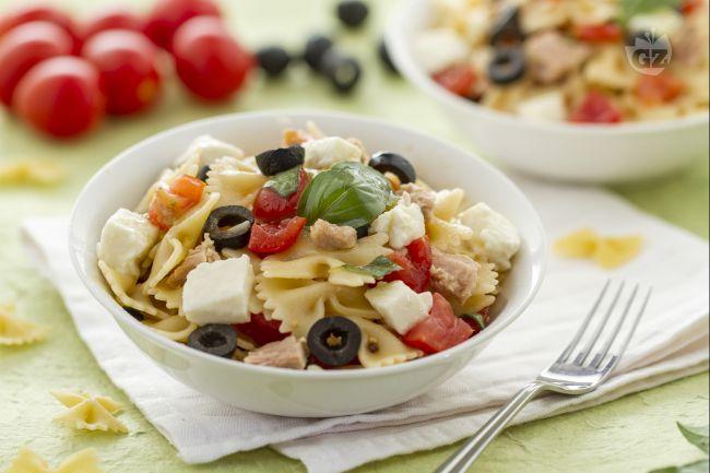 Ricetta insalata di pasta mediterranea