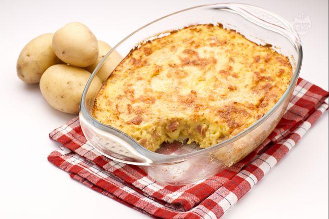 Ricetta gateau di patate