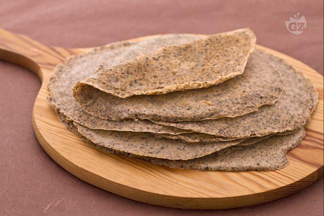 Ricetta crepes di grano saraceno