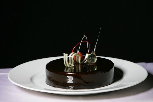 Ricetta glassa al cioccolato