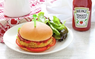 Ricetta burger di quinoa e verdure miste