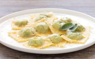 Ricetta ravioli di ricotta e spinaci