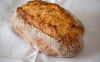 Ricetta pane bianco con lievito madre liquido