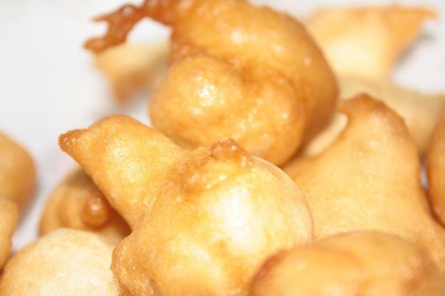 Ricetta ricatta frittelle con mortadella e formaggio grattugiato ...