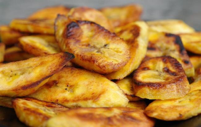 Plantains frits