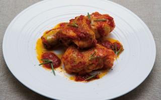 Ricetta pollo in potacchio