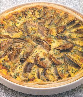 Ricetta tortino di carciofi e formaggi