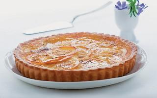Ricetta crostata all'arancia