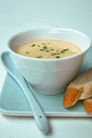Ricetta zuppa parmentier