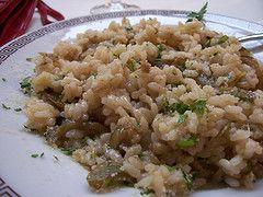 Ricetta riso mantecato alla vaniglia