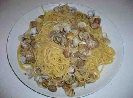 Ricetta spaghetti alle vongole