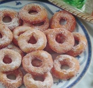 Ricetta beignets o frittelle di mele
