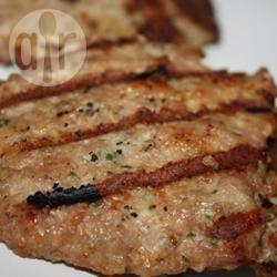 Hamburger di tacchino classici
