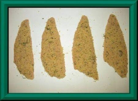 Ricetta filetti di triglia croccanti