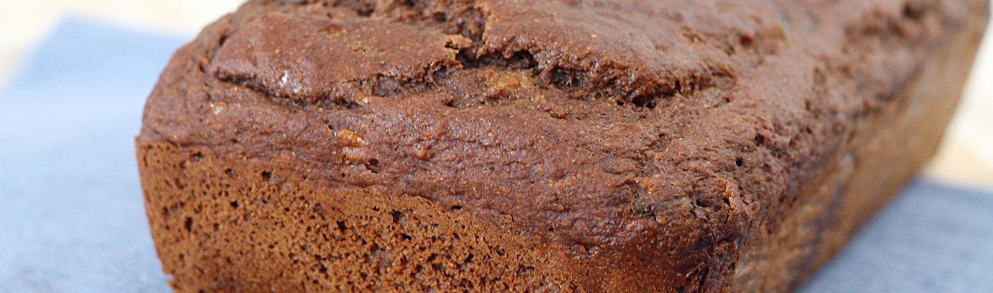 Ricetta torta alla banana e cioccolato
