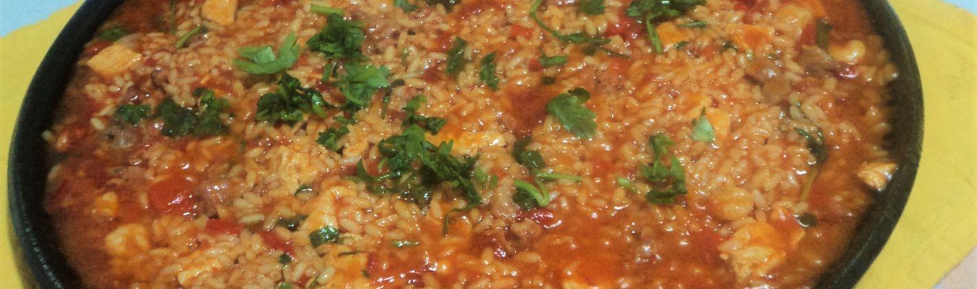 Ricetta jambalaya