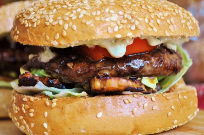 Ricetta burger di tempeh