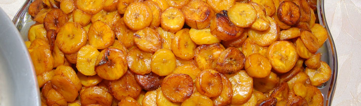 Ricetta banane fritte (alloco)